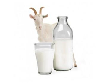 Молоко козье, цельное