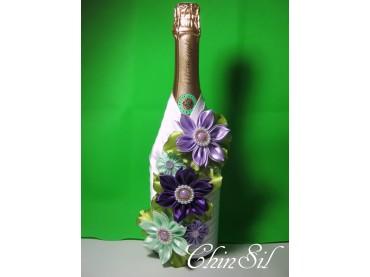 Украшение бутылки (съёмное) №2