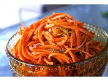 Салат из моркови по-корейски (НЕ острая)
